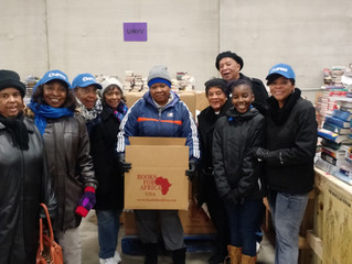 Service Activity for MLK Holiday
