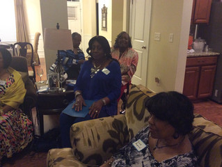 Durham Chapter of New Members' Orientation