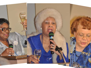Champagne Luncheon and Fashion Show | Gahanna Chapter