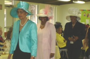 Mother's Day Tea | Benton Harbor Chapter
