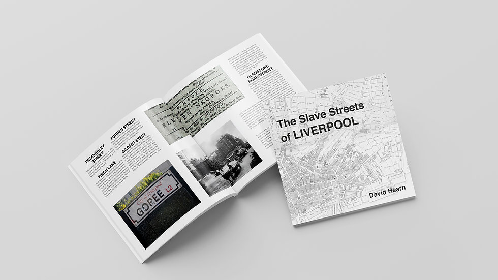 The Slave Streets of Liverpool