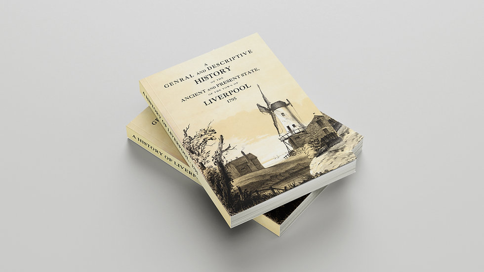The History of Liverpool - 1795