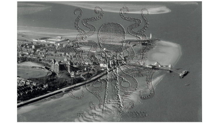 New Brighton from the Air