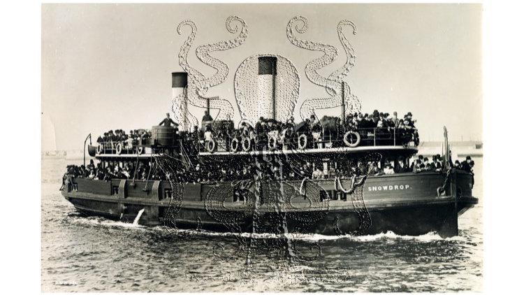 Ferry 'Snowdrop'