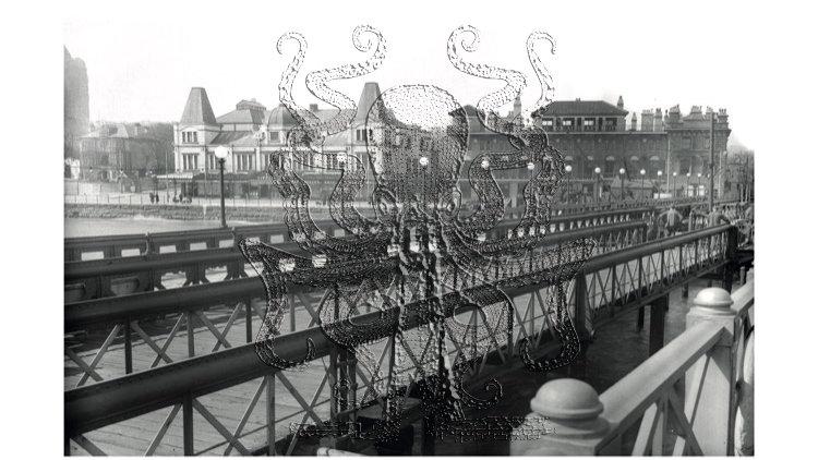 Royal Ferry Hotel and Tivoli Theatre, New Brighton
