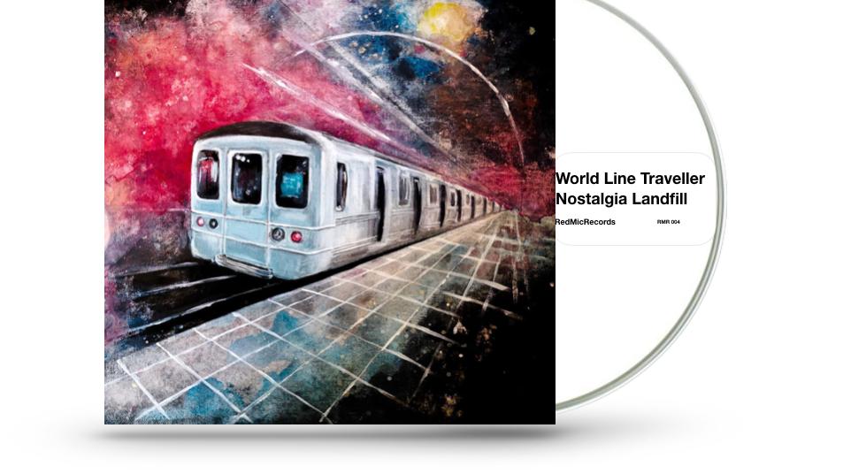 World Line Traveller - Nostalgia Landfill (CD)