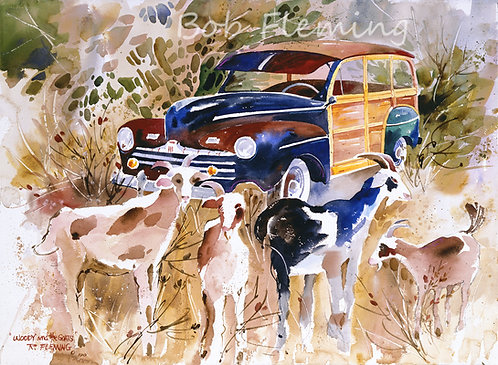 Woody & Goats