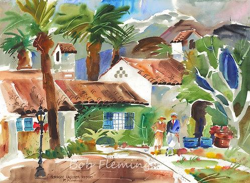 Nostalgic La Quinta Resort