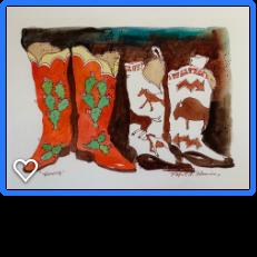 Boots by Robert A. Fleming