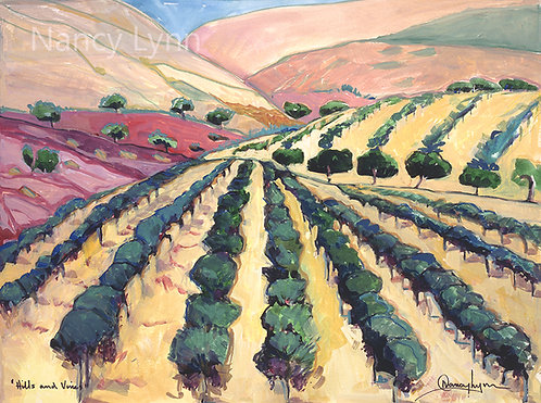 Hills and Vines