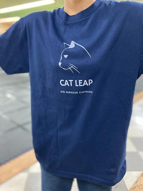 CAT LEAP Tシャツ