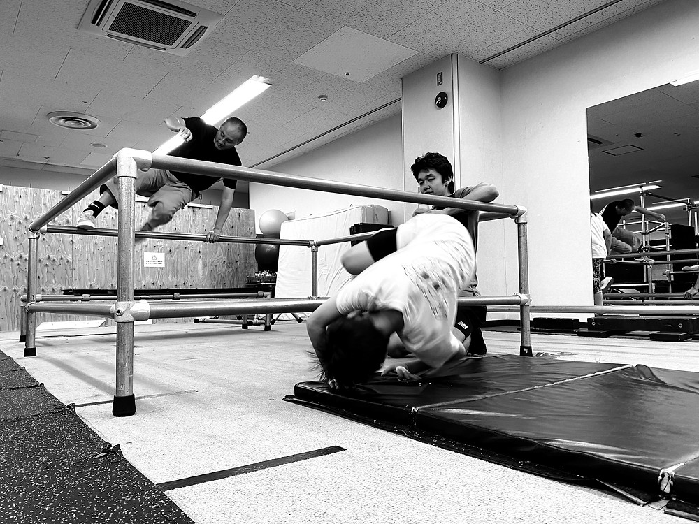 協調性トレーニング