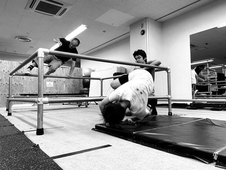 パルクールにおける【運動性】協調性トレーニング
