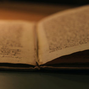Conference: Care and Conservation of manuscripts