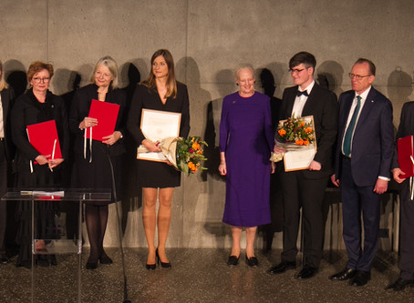 HM Queen Margrethe II Distinguished Research Project