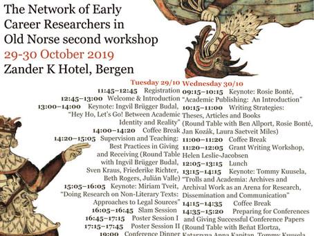 Workshop: NECRON 2019