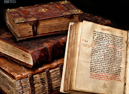 Seminar: Perspectives on textual scholarship and editorial practice