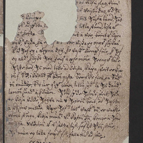 Publication: Medieval poetry in post-medieval manuscripts