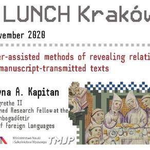 Public lecture: DH Kraków
