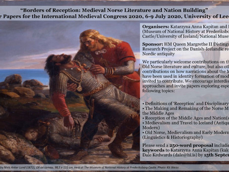 Call for Papers: Borders of Reception