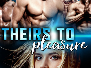 Theirs to Pleasure is LIVE!
