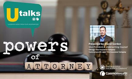 Utalks-Powers of Attorney