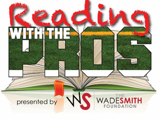 NFL Veteran and Pro bowler, Wade Smith, will grab his Hat & Read to Celebrate 'DR SEUSS DAY!