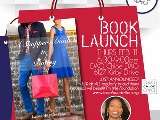 A Shopper's Guide to Dating Book Launch