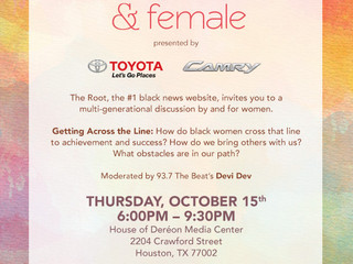 The Root presents - Young, Fabulous & Female!!