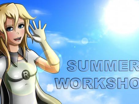 RESOLVEit SUMMER WORKSHOP