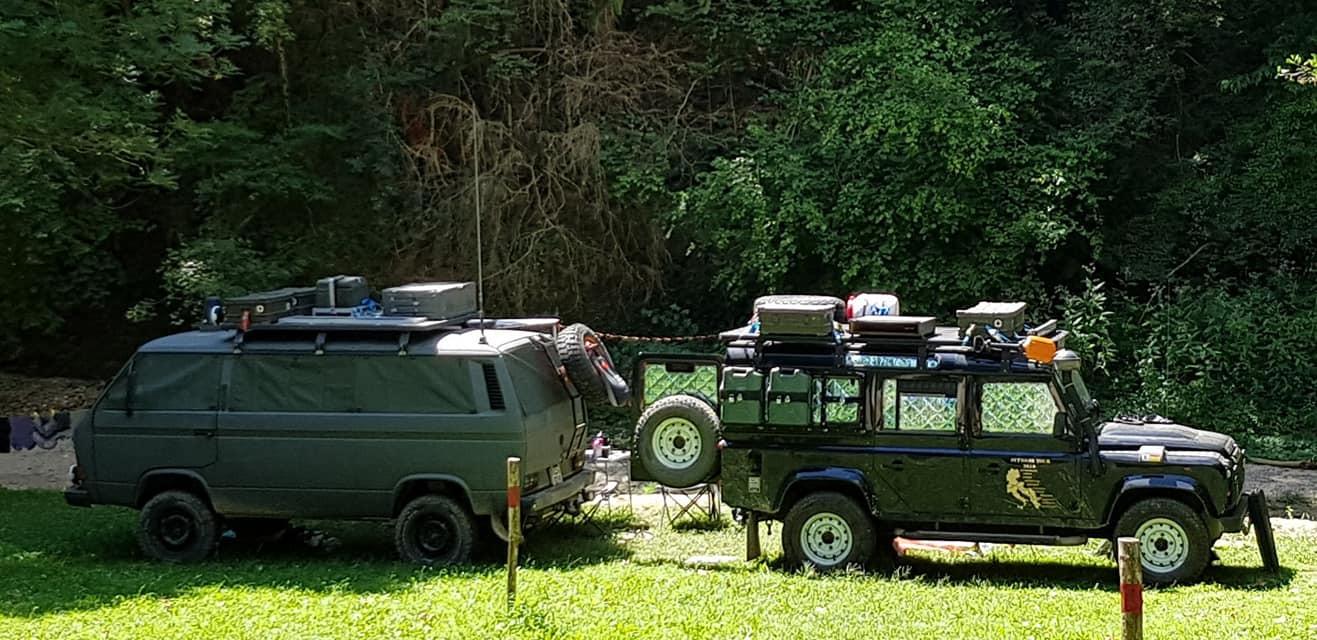Campement itinérant