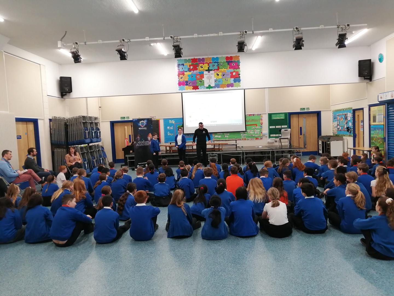Danescourt Primary