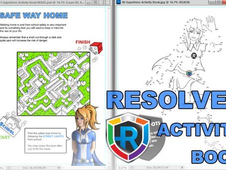 Superhero Academy - Activity Book (Work In Progress)