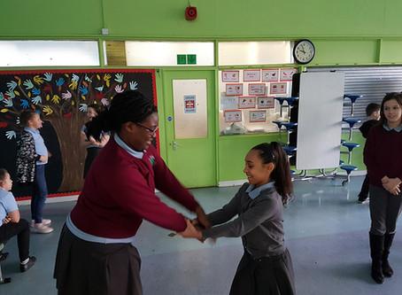 RESOLVEit at Glan yr Afon Primary School