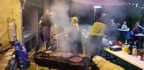 Notrer soirée grillade Catalane