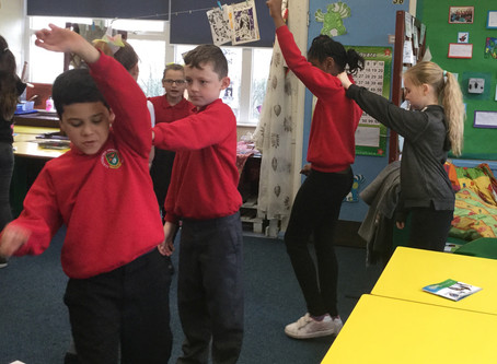 CHILDREN'S DEFENDER AT ST ALBAN's RC and LLANEDEYRN PRIMARY SCHOOL