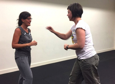 Women's Defence -Self-Defence classes