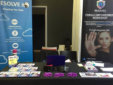 RESOLVEit at Vale College Freshers Fayre
