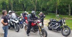 Weekend motards