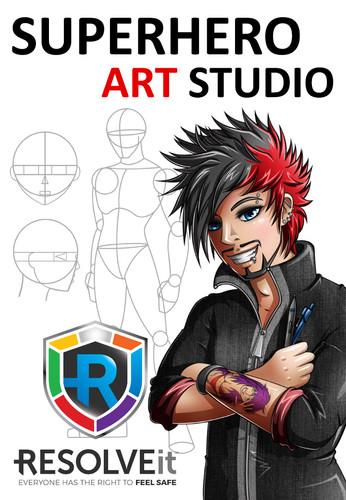 SUPERHERO ART STUDIO
