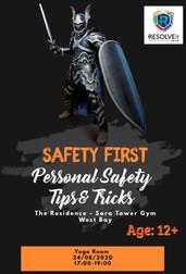 Safety First Design 2