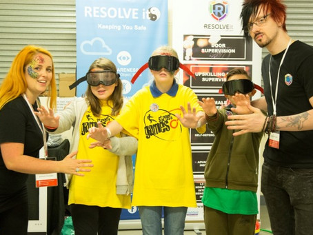 RESOLVEit at Street Games - Cardiff