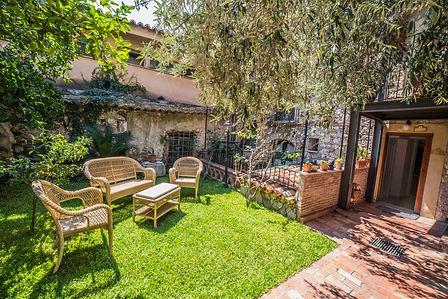Appartamenti con giardino Taormina
