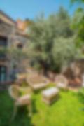 Il giardino di Villa al Duomo