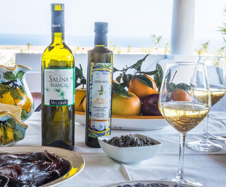 Prodotti tipici di Sicilia