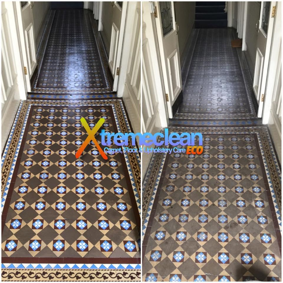 Tile Floor Cleaning London
