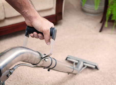 THE BENEFITS OF CARPET CLEANING