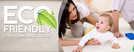 Eco-Friendly Carpet Cleaning Romford