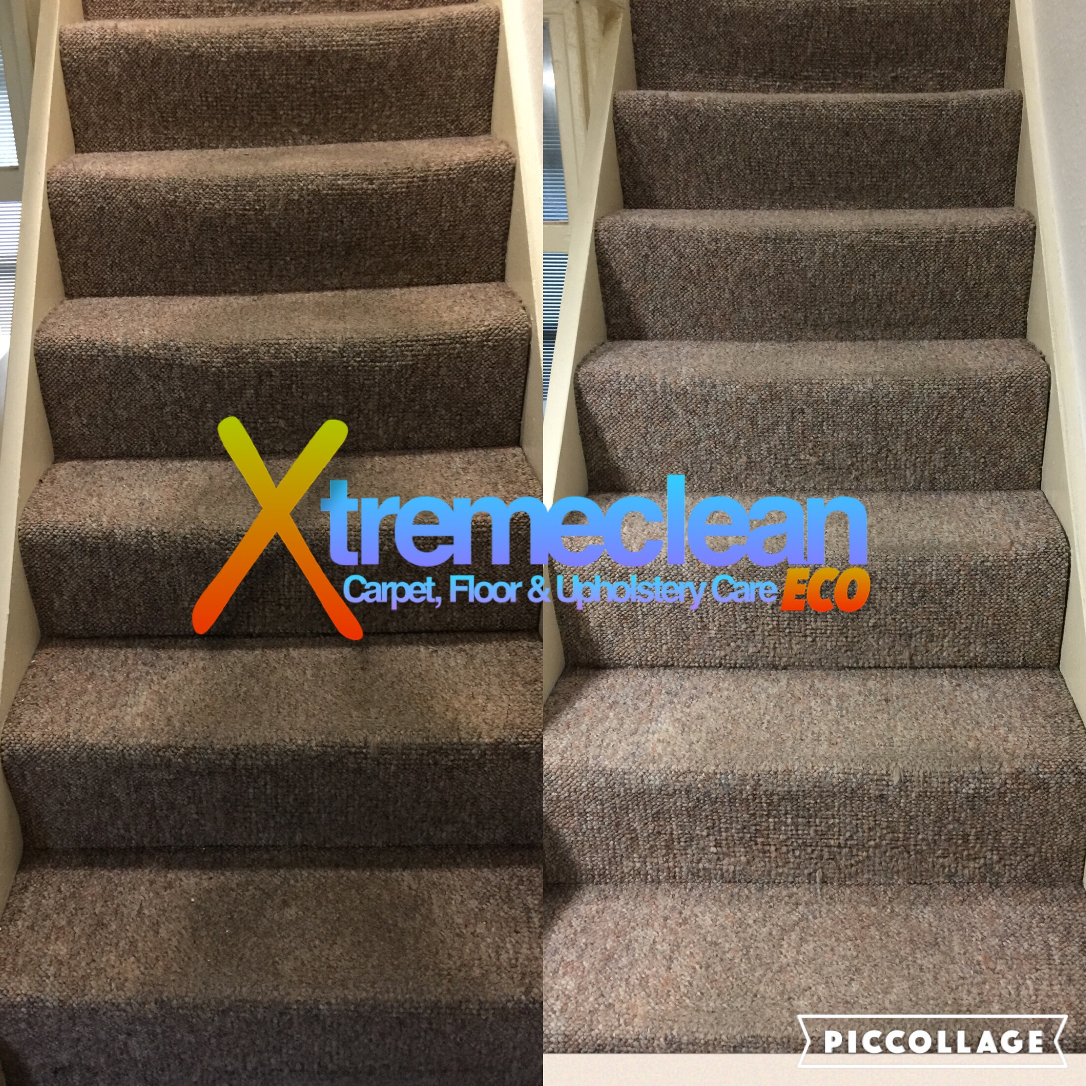 Professional Stair Carpet Cleaning