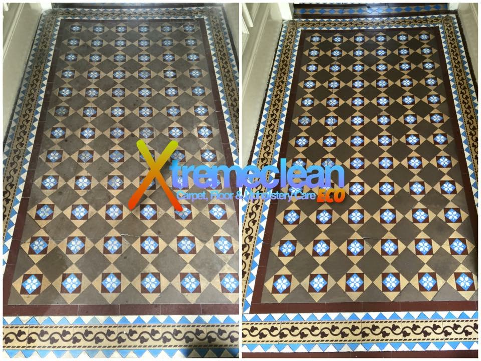 Stone & Tile Floor Cleaning